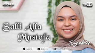 Download lagu ALLAHUMMA SHALLI 'ALAL MUSTHAFA cover by SYAHLA