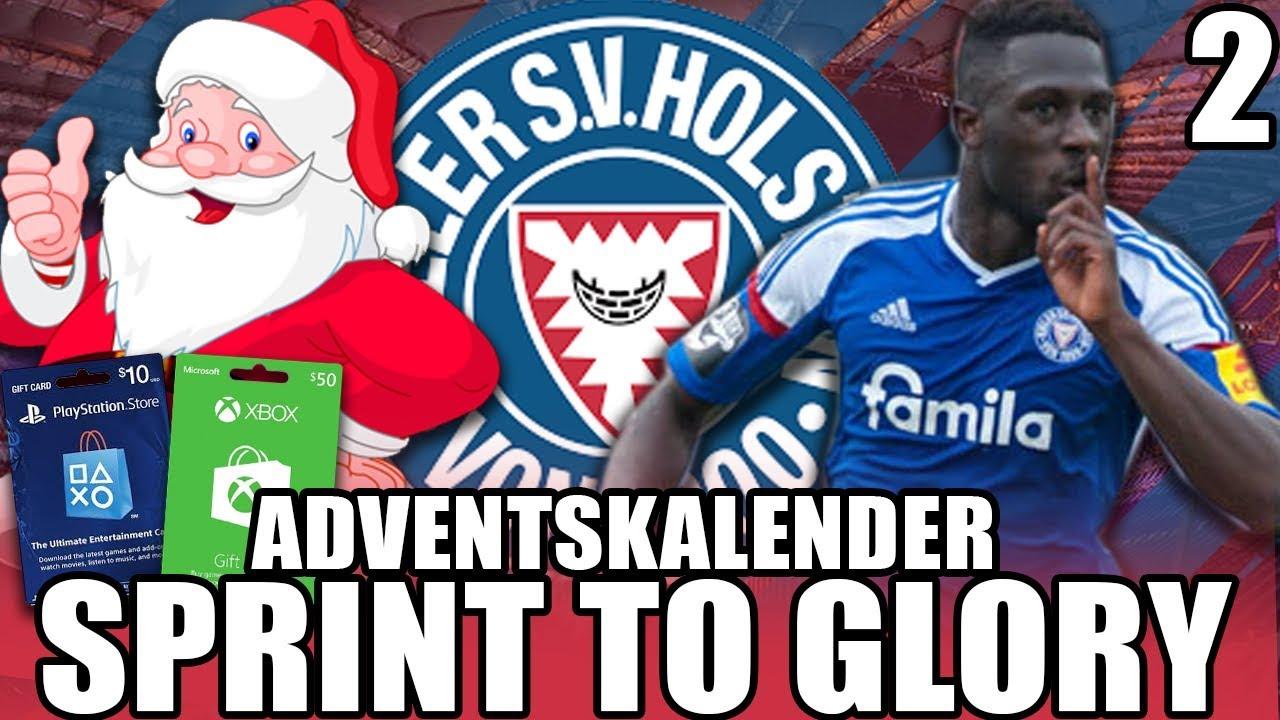 Fifa 18 Adventskalender