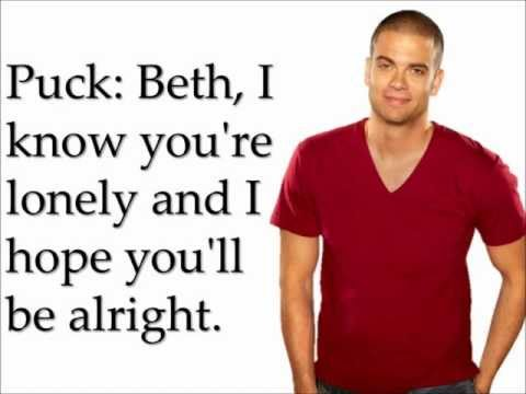 Beth Glee Lyrics