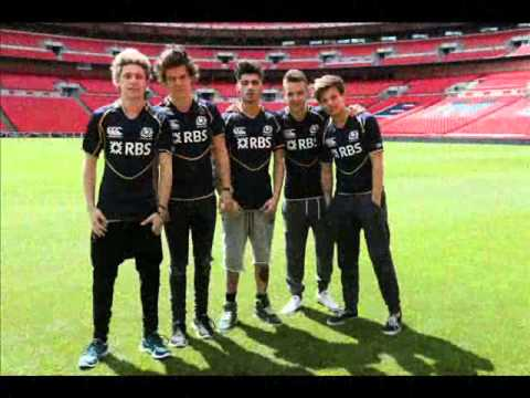 One Direction - We are one Ole Ole Ola (football)