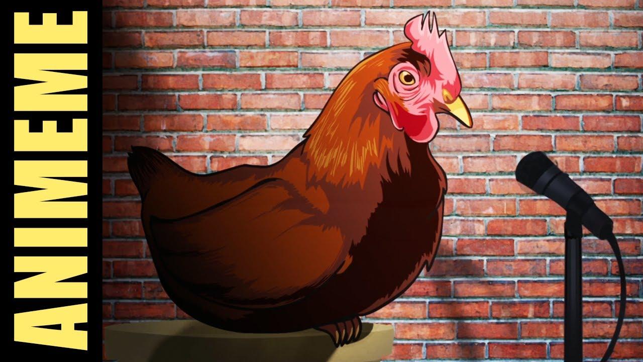 chicken Anti joke