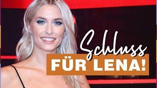 """Seit 2015 moderiert lena gercke zusammen mit ihrem kollegen thore schölermann """"the voice of germany"""". künftig wird allerdings nicht mehr teil der show..."""