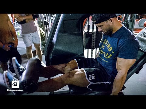 How to Do Leg Extensions | Julian Smith, The Quad Guy