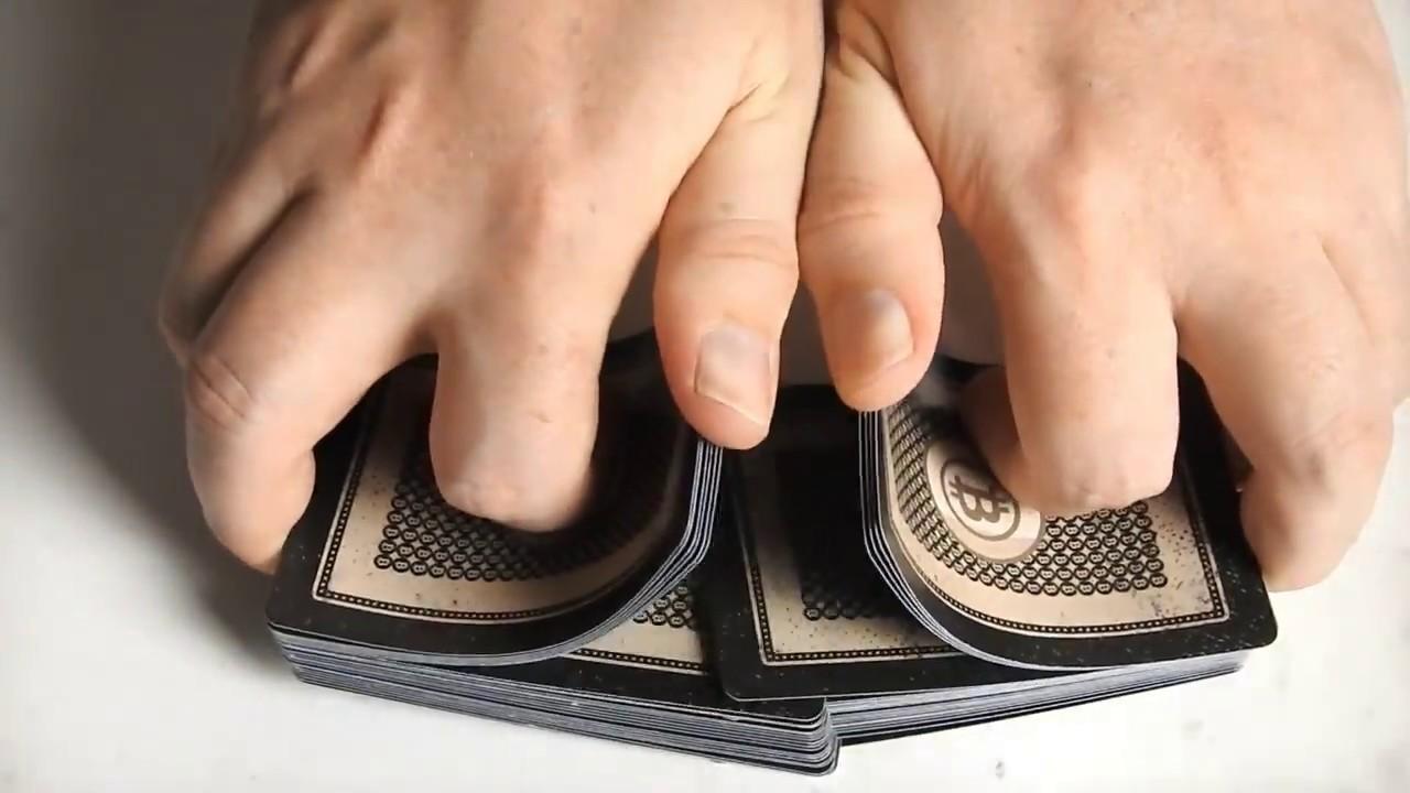 Bitcoin Empire card game address generator - YouTube