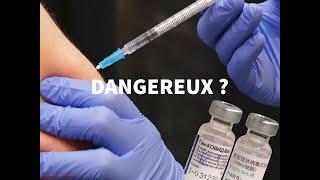 Sputnik V, Sinopharm: les vaccins russe et chinois sont-ils DANGEREUX ?