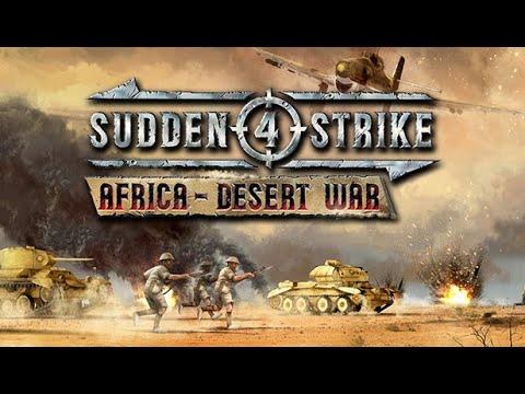 Sudden Strike 4.Battle of Sidi-Barrani.Africa campaign! |