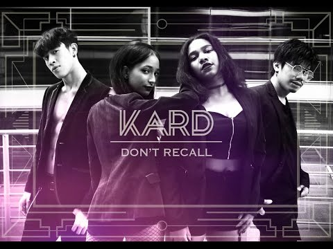 K.A.R.D (카드) - Don't Recall (돈리콜)  dance cover by RISIN' CREW from France
