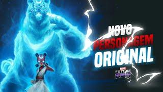 Novo Personagem Revelado. Crescent! - MARVEL Future Fight