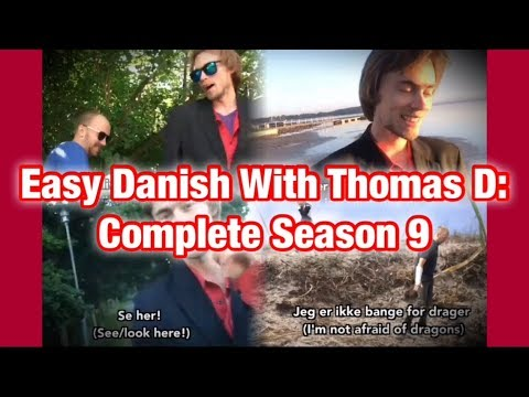 Easy Danish with Thomas D - Complete Season 9