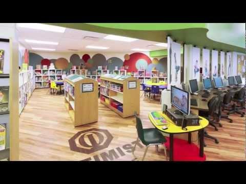 BCI - Dawe Public Library, Red Deer, Canada