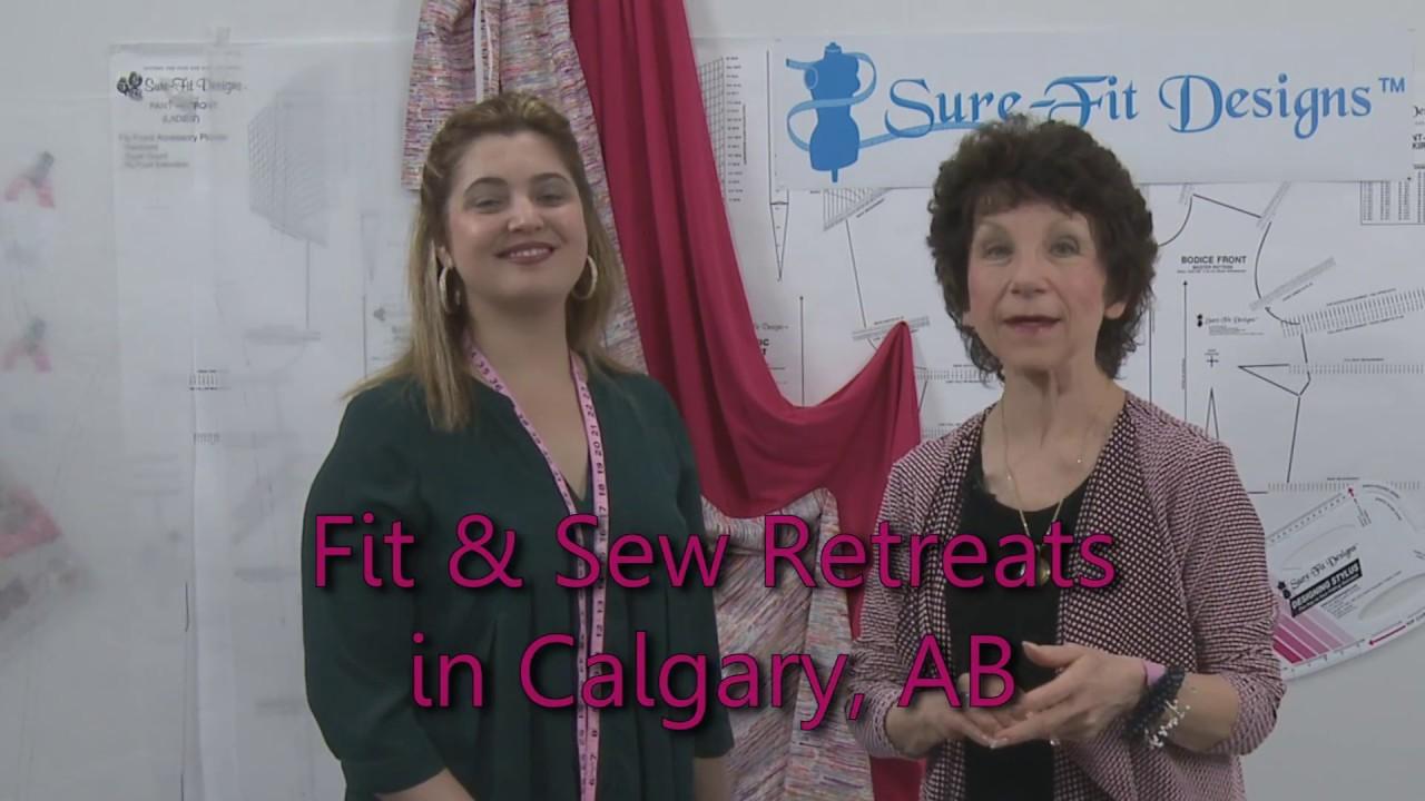 Anna Bernhardt sure-fit designs canadian distributor – introducing anna espindola
