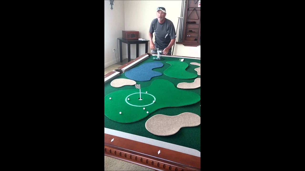 Billiard golf new pool table game youtube