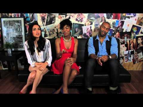 Interview With Lela Loren And Omari Hardwick Of POWER Of Starz
