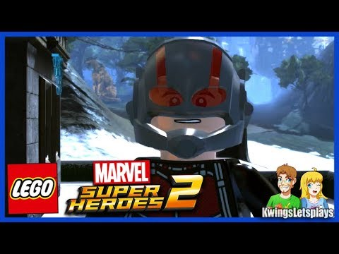 LEGO Marvel 2 Free Roam Adventures Part 13 ANTMAN Fun in Manhattan