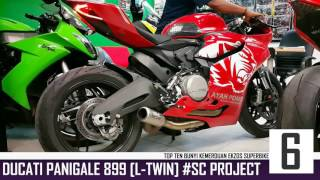 TOP 10 Bunyi Kemerduan Exhaust Superbike by Ayah Pong
