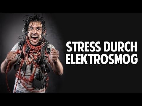 Körperzellen im Stress - Kann man Elektrosmog auflösen?