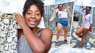 We Styled Our Insecurities: Showing Off Our Legs