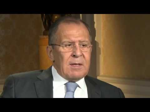 "Watch Lavrov's FULL Interview with NBC ""Journalist"""