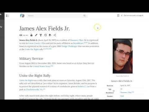 Charlottesville, James Alex Fields Jr., Troubled Days Ahead