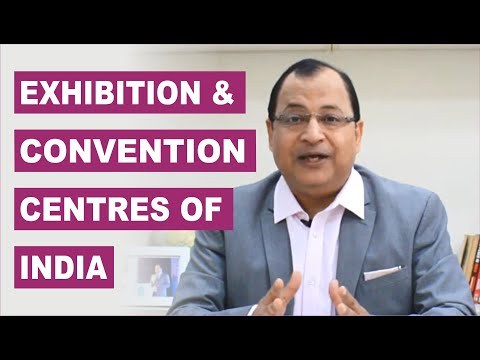 Exhibition and Convention Centers in India |  MICE INDIAA | Shekhaar