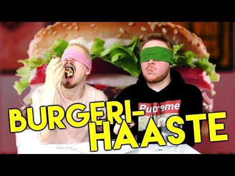 BURGERHAASTE Feat. EEDDSPEAKS