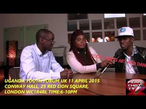 Uganda Youth Forum UK 2015 taster