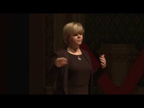 Every cancer patient deserves their own equation: Kristin Swanson at TEDxUChicago 2014