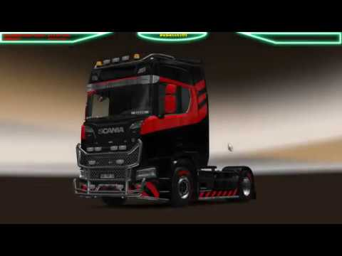 LIVE - ETS MP / DaBassti on Tour - Euro Truck Simulator 2 (Jetzt mit OVERLAY ^^)