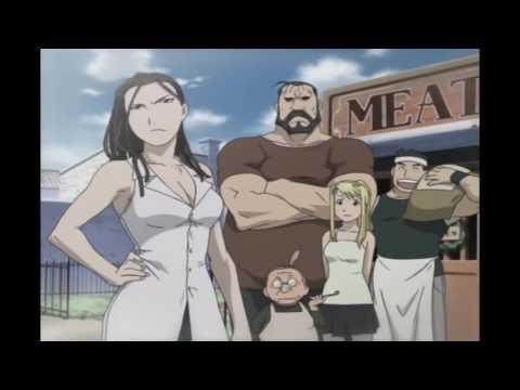 "Full Metal Alchemist: Opening 4 ""Rewrite"" full by Asian Kung-Fu Generation"