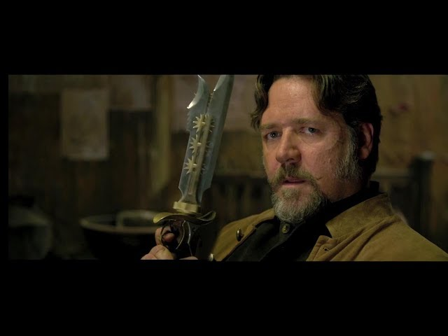 The Man with the Iron Fists - Official Trailer