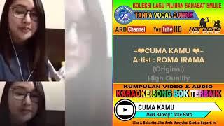 Download Mp3 Karaoke Dangdut Duet Non Vocal : Cuma Kamu