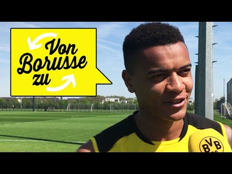 Who is the best Fortnite player? | Your 09 Questions for Manuel Akanji | 'From Borusse to Borusse'