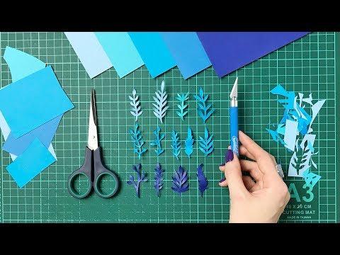 Paper Plants | Time Lapse | Margaret Scrinkl