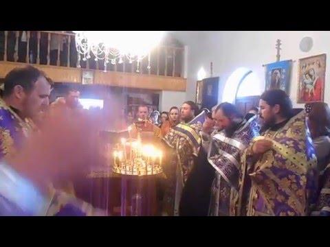 Храмовий праздник в селі Угля - Груники ІІ. 22.03.2016.