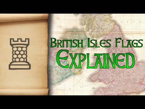Flags of the British Isles Explained!