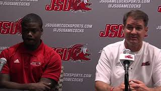 Jacksonville State Football 2018 - Weekly Press Conference - Week 0