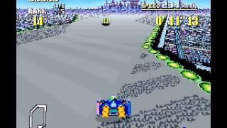 F-ZERO - Mute City Music (Excuse my lack of racing skill) - User video