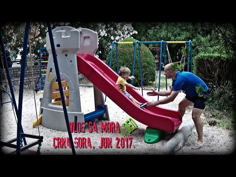 Vlog sa mora, Crna Gora, jun 2017.  II deo