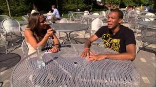 UNITE: Lolo Jones Speed Dating