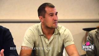 SERGEY KOVALEV SAYS GENNADY GOLOVKIN BEATS CANELO IN FUTURE FIGHT!