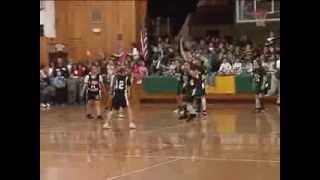 Mountainside, NJ Spirit Night Girls Basketball Game (Year??)