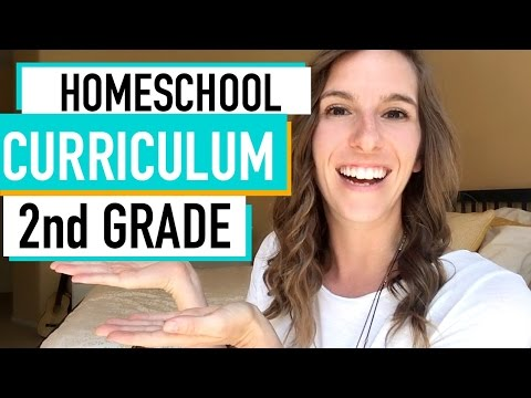 Homeschool Curriculum Choices 2nd grade — Our Simple Homeschool