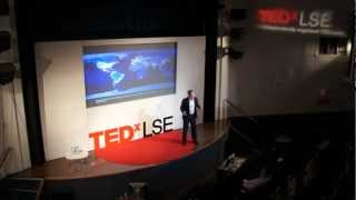TEDxLSE - Danny Quah - Global Tensions from a Rising East