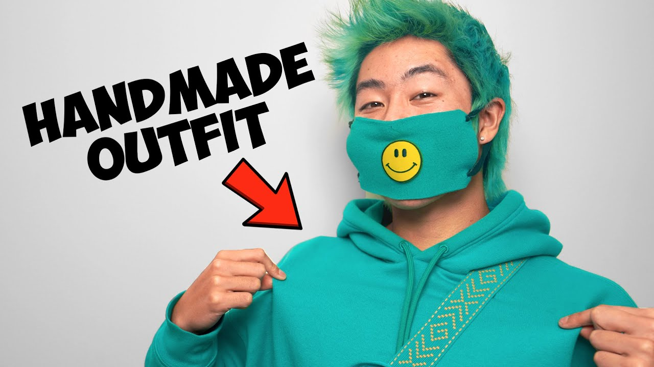 Best Hand Made Outfit Wins $1,000 Challenge | ZHC Crafts