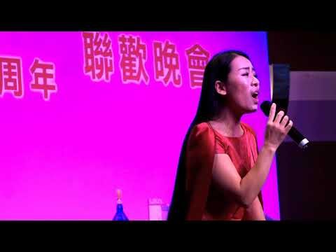 女聲獨唱《心雨》演唱者:中國魔音女王