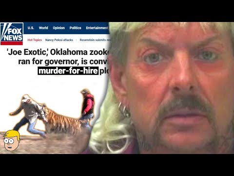 the-youtuber-who-ran-for-president-and-hired-a-hitman-|-joe-exotic
