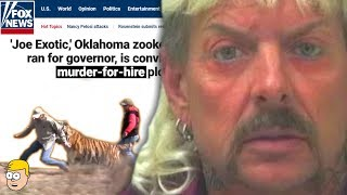 The Youtuber Who Ran for President and Hired a Hitman | Joe Exotic