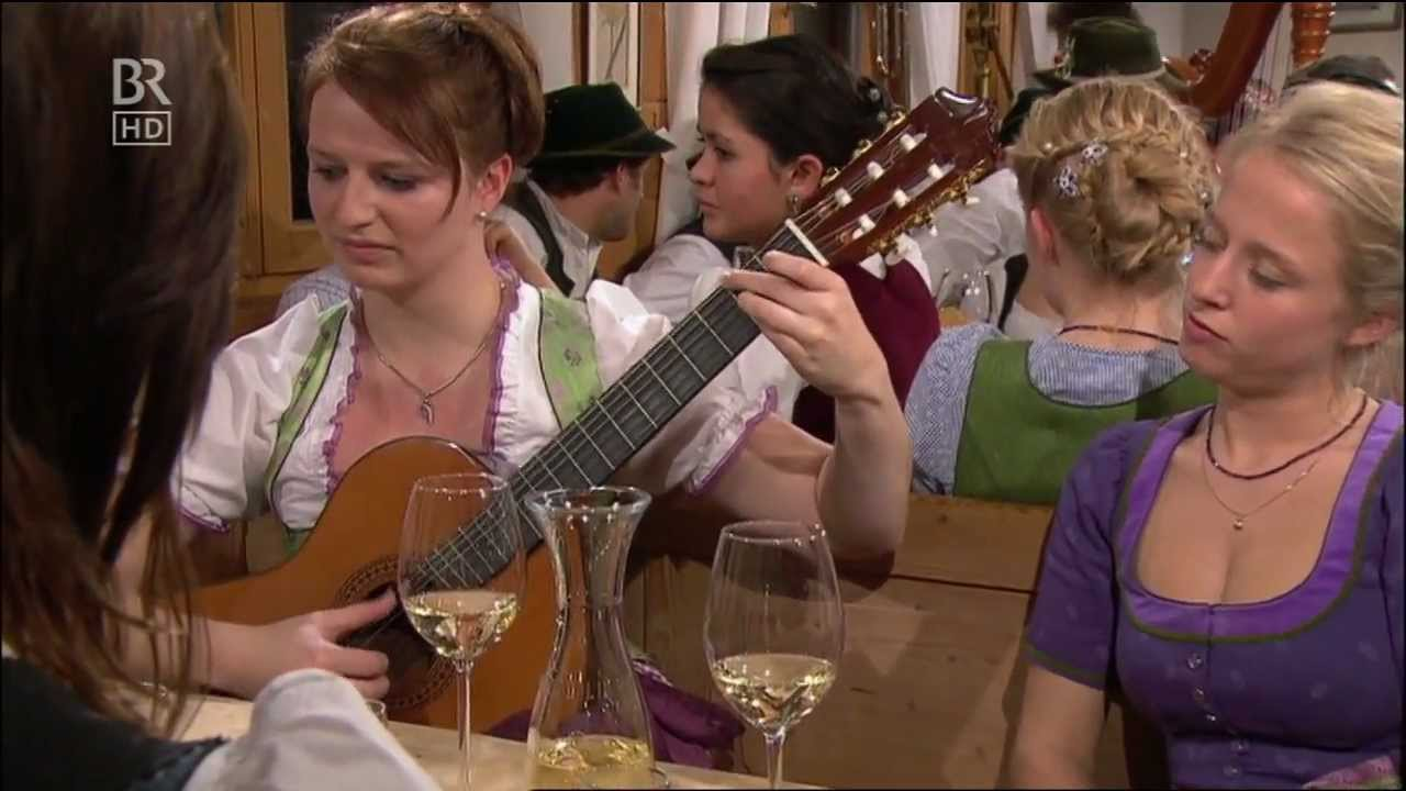 Zsammg Spuit 1 Folk Bavarian Music With Young Musicians Young Musician Musician Music