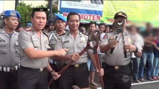 Meresahkan Warga, Tim Jaguar Berantas Aksi Premanisme - 86