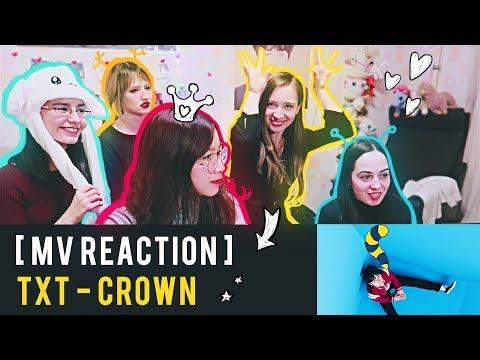 [MV REACTION] TXT - CROWN by GGOD DANCE TEAM